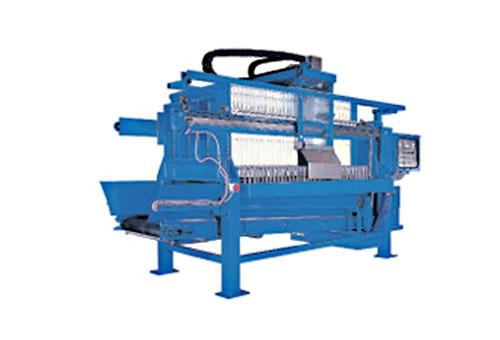 GC/GH/GM filter press dewatering machine series