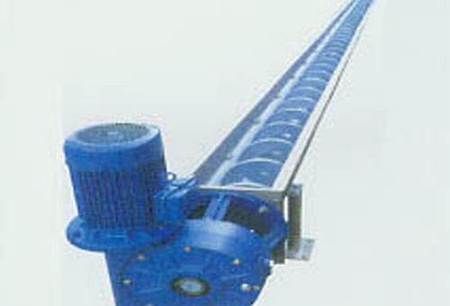 WLS shaftless screw conveyor