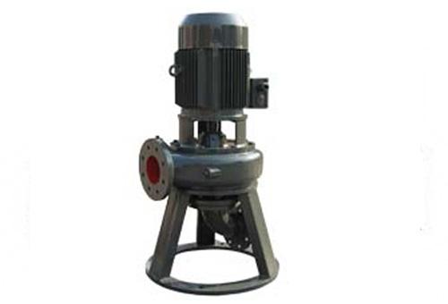 CVDC vertical dry pit non-clog pump