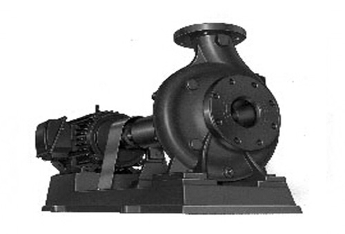 ISB Single-suction Horizontal centrifugal pump