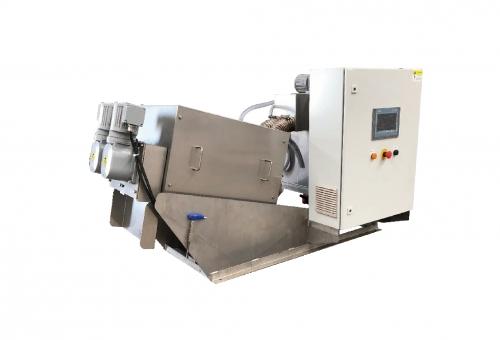 SDP Series Sludge Dewatering Screw Press